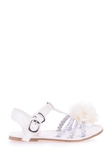 Barbie Sandalet Beyaz